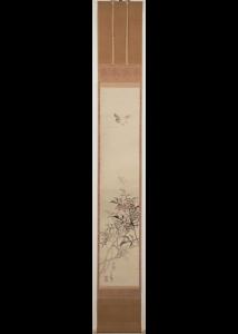 16082_長沢芦雪_南天雀之図_01