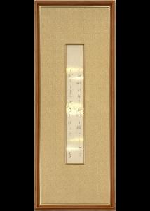 17035_与謝野晶子 やは肌の 名歌短冊 額装_01