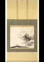 [:ja]円山応挙 夏景山水[:en]Maruyama Okyo / Summer landscape[:]