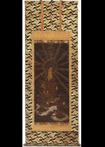 [:ja]伝 恵心僧都 阿弥陀来迎図[:en]Attributed to Eshin Sozu / Raigou of Amitabha[:]