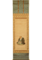 [:ja]島田元旦 二宮尊徳肖像[:en]Shimada Gentan[:]